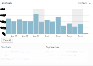 Cara Melihat Pageview Blog WordPress