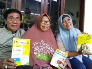 Bersama Diabetasol, Sayangi Dia