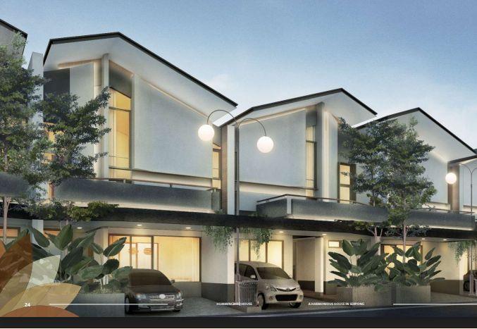 Hummingbird House BSD